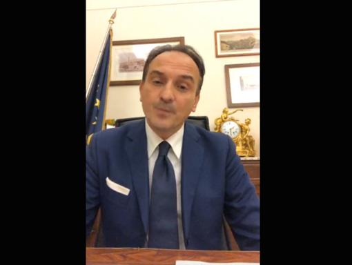 """Cirio in diretta Facebook: """"Il Covid è un problema di tutta Italia e i sacrifici chiesti ai piemontesi devono essere di tutti"""""""