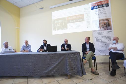 Presentato l'evento Restitussion: Piasì 'd Coltura ent'le Tere 'd Mes (VIDEO)