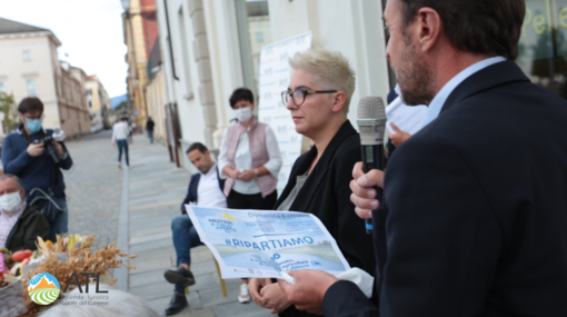 A Savigliano arriva Mestieri a Cielo Aperto, una domenica di shopping urbano (VIDEO)