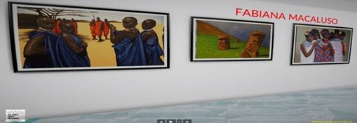L'arte scopre il suo lato virtuale e 3D