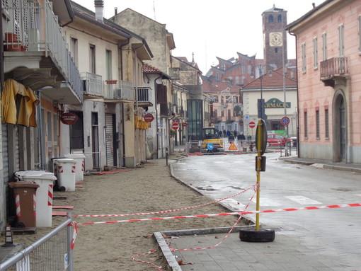 Grugliasco, al via i lavori per rifare i pavimenti di via Perotti, via Lanza, via Spanna e via Lupo