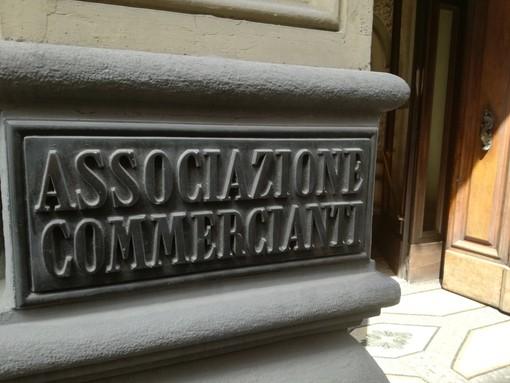 Ingresso associazione commercianti Ascom Torino