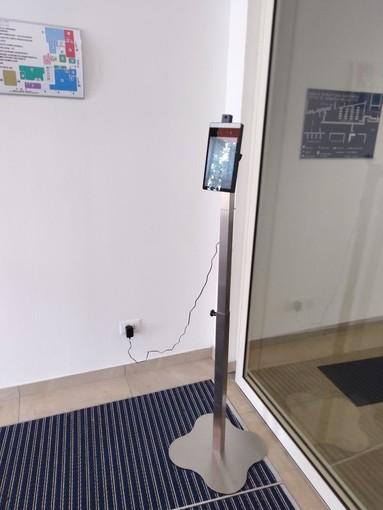 Arrivano i termoscanner per accedere a ospedali e strutture sanitarie dell'Asl To3
