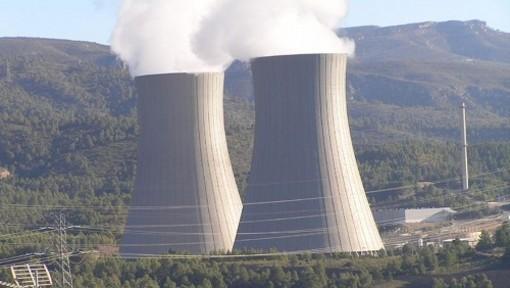 La centrale nucleare di Saluggia