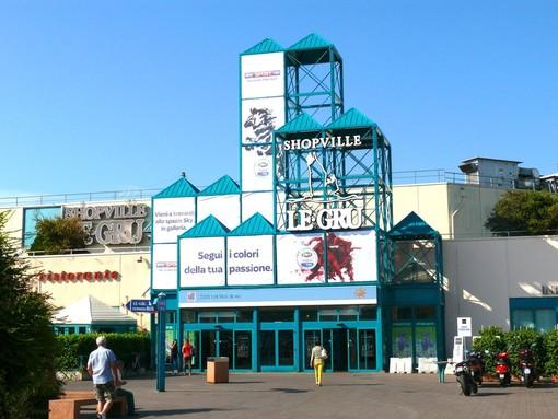 Il centro commerciale Le Gru