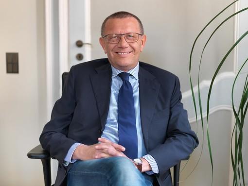 Tino Cornaglia, dal 2016 presidente di Banca d'Alba