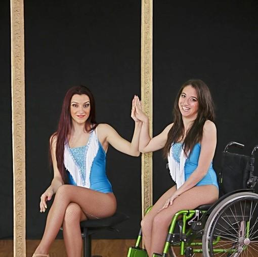 Da Grugliasco a RaiUno: Special Angels dance school protagonista a Uno Mattina