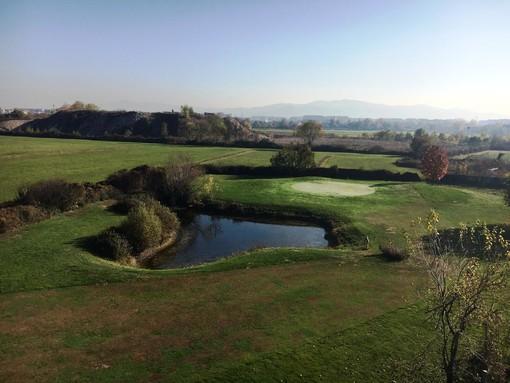 Grugliasco, lavori al campo da golf per migliorare il gioco degli appassionati