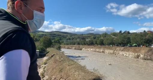"""Disastri dopo il maltempo, Cirio: """"Si parte per Roma per chiedere interventi immediati e risorse certe"""""""
