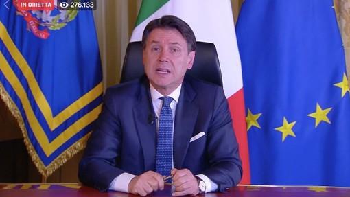 """Conte: """"Sanzioni da 400 a tremila euro per chi esce di casa senza un valido motivo o trasgredisce altre disposizioni del decreto ministeriale"""""""