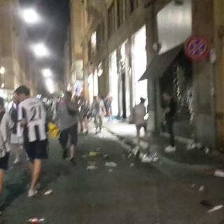 Tragedia di piazza San Carlo: in appello il pg chiede 10 anni per la banda spray