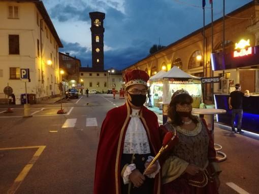 A Carmagnola anche il Peperone indossa la mascherina, ma la 71esima Fiera manda un segnale di ottimismo (e si scopre social)