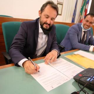 Duecento nuovi posti di lavoro a Grugliasco grazie alla firma del protocollo con Oltre srl