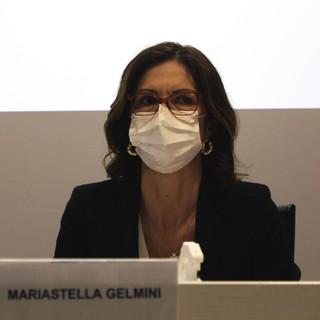 Mariastella Gelmini e Alberto Cirio