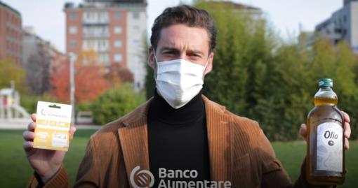 Un Top player per aiutare il Banco alimentare: Marchisio al fianco della Colletta [FOTO e VIDEO]