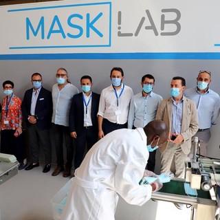 Grugliasco, 150 nuovi posti di lavoro grazie all'intesa con la Masklab [FOTO]