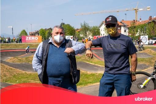 Pump Track Pianezza, il 19 e 20 giugno una competiton per i millenials