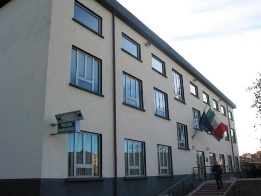 Edificio sede vigili Grugliasco