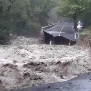L'alluvione del 2020