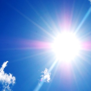 sole e caldo fino a giovedì